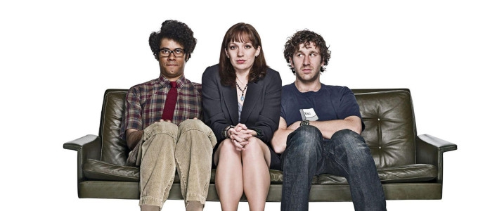 Компьютерщики / The IT Crowd (2006-2013)